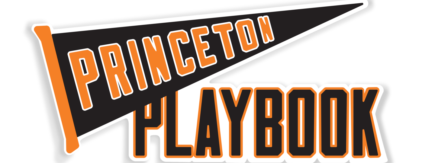 Princeton Playbook pennants